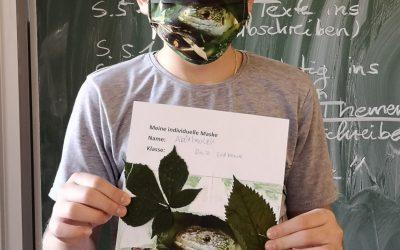 Masken sind uncool – Nicht bei uns!